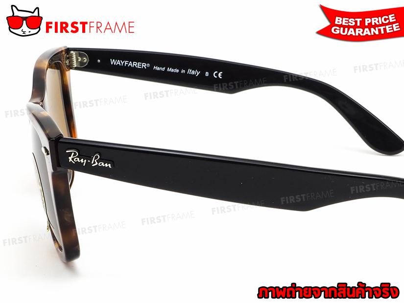 แว่นกันแดด RayBan RB2140F 1160 ORIGINAL WAYFARER5