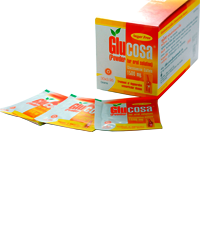 Glucosa Powder (Glucosamine sulfate) 1500mg รักษาข้อเสื่อม