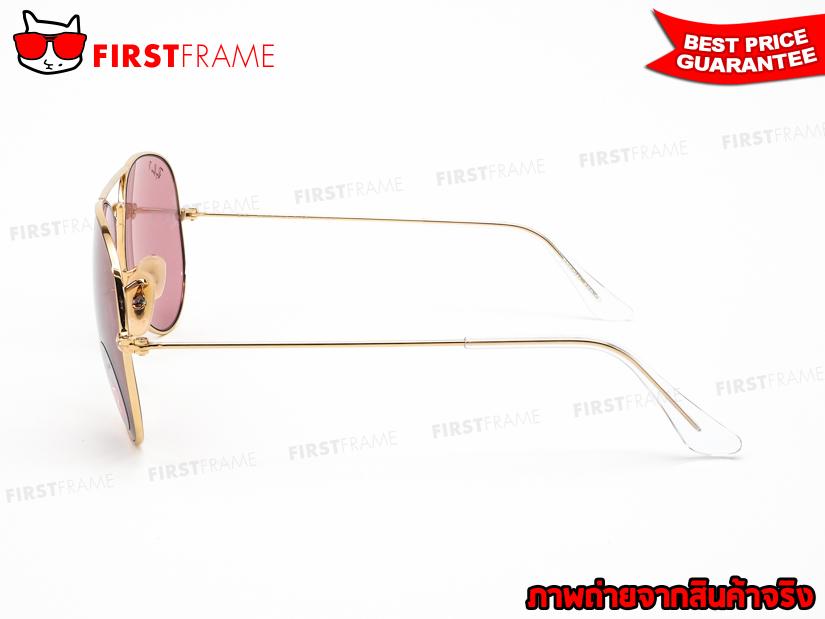แว่นกันแดด RayBan RB3025 001/15 AVIATOR LARGE METAL3