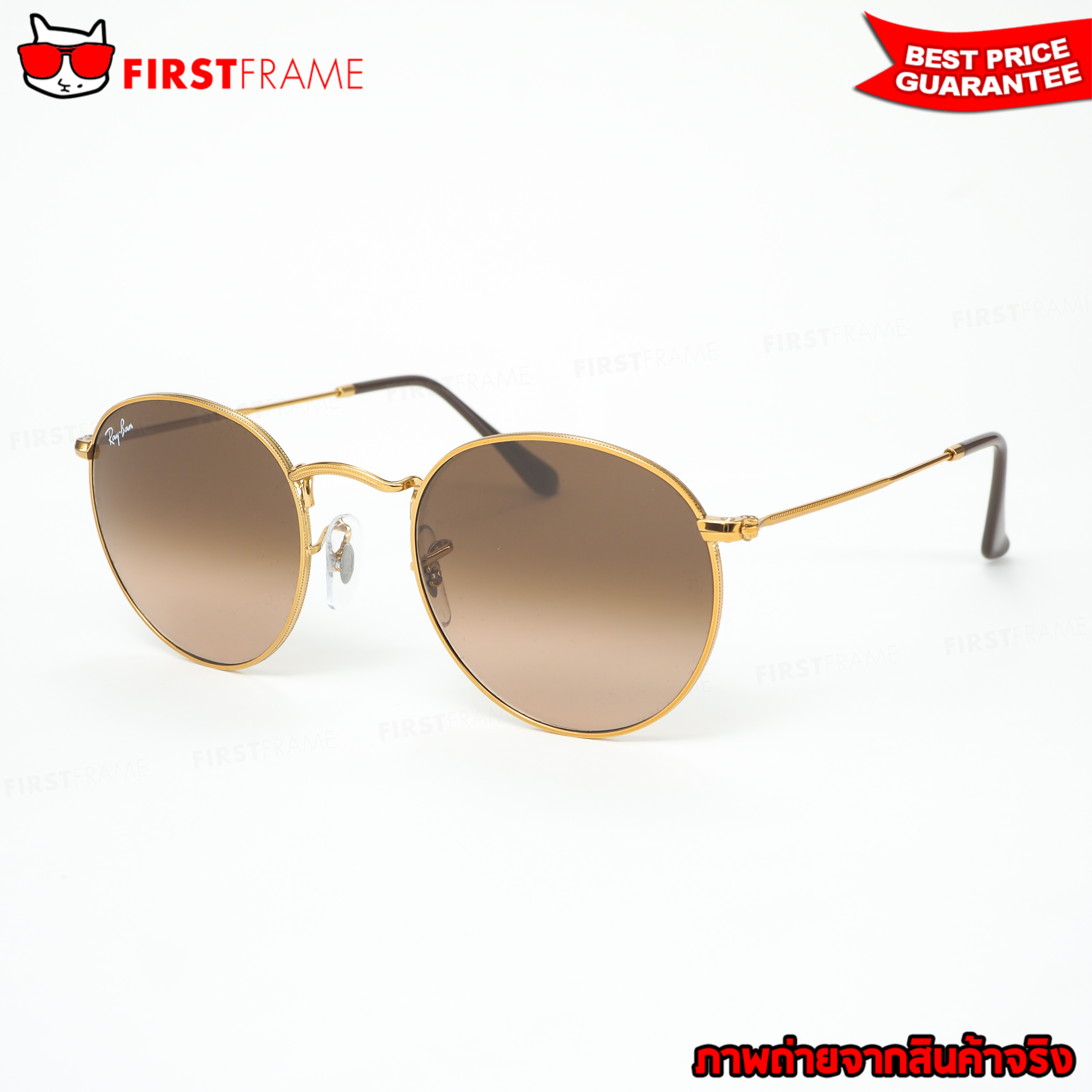 RayBan RB3447 9001A5 ROUND METAL 5