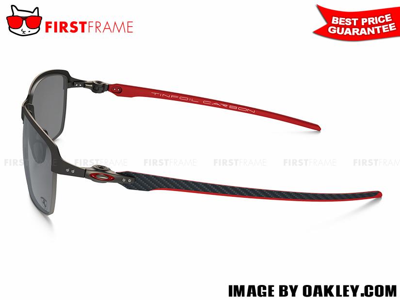 แว่นกันแดด OAKLEY OO6018-06 TINFOIL CARBON FERRARI COLLECTION 3