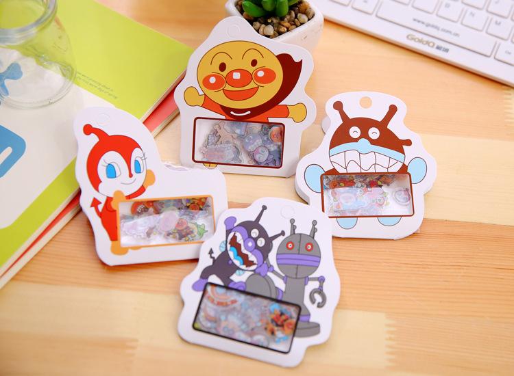 สติ๊กเกอร์ชุด - Anpanman Sticker (อันปังแมน)