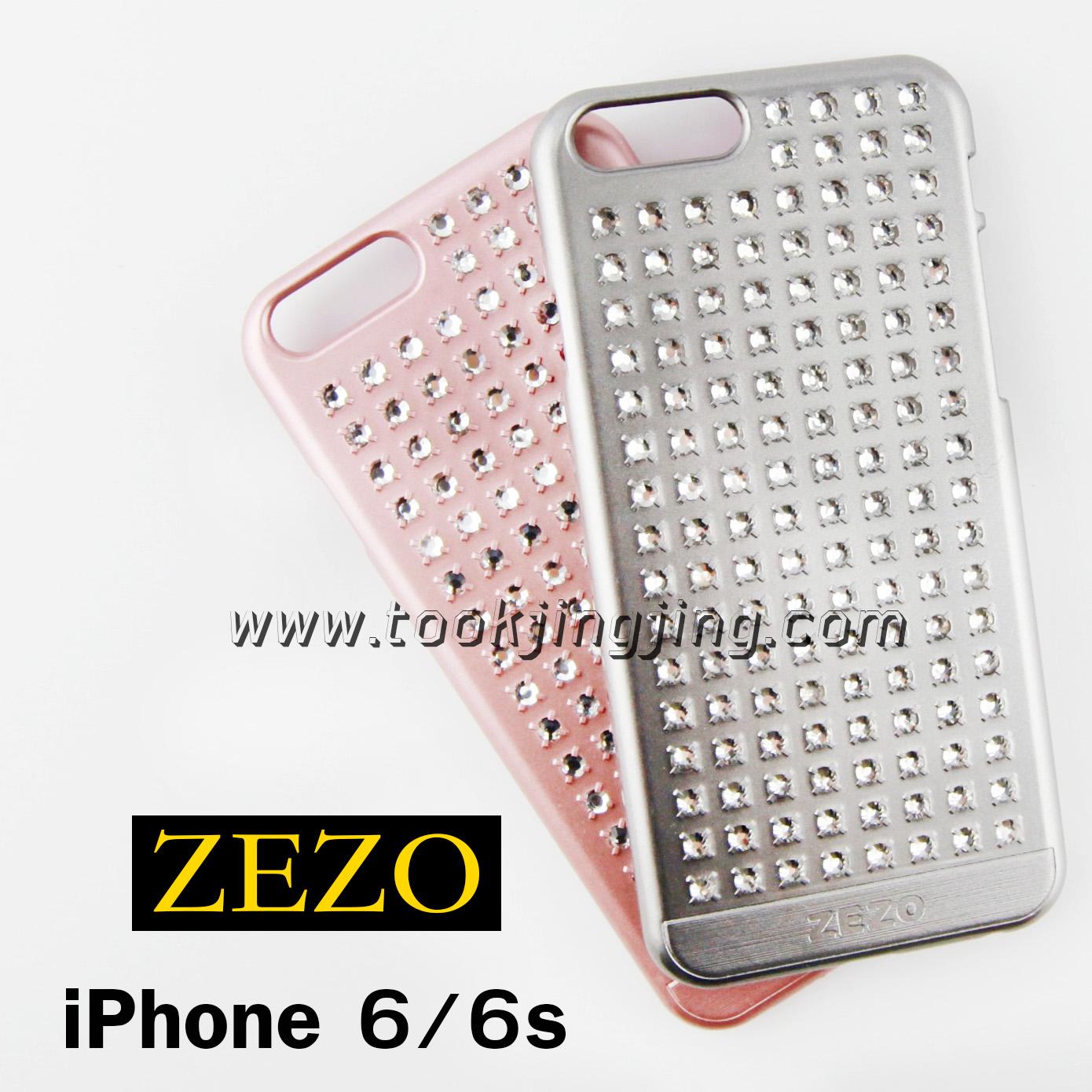 เคสเพชร ZEZO iPhone 6/6s ลดเหลือ 39 บาท ปกติ 350 บาท