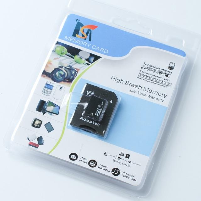 MS Memory เมมโมรี่ Micro SD Card ความจุเต็ม ราคาถูก