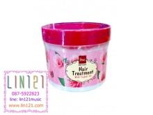 BSC Glossy Hair Treatment Wax Tsubaki Oil ทรีทเมนท์ เข้มข้น ซึบากิ 450 กรัม