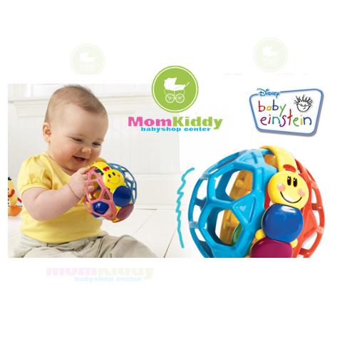 ลูกบอลยางกัด Baby Einstein Bendy Ball