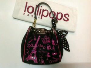 กระเป๋า Lollipop ของแท้ มือสอง