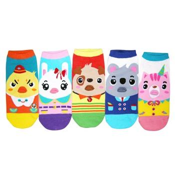 S288**พร้อมส่ง** (ปลีก+ส่ง) ถุงเท้าแฟชั่นเกาหลี ลายการ์ตูน ข้อยาว เนื้อดี งานนำเข้า(Made in China)