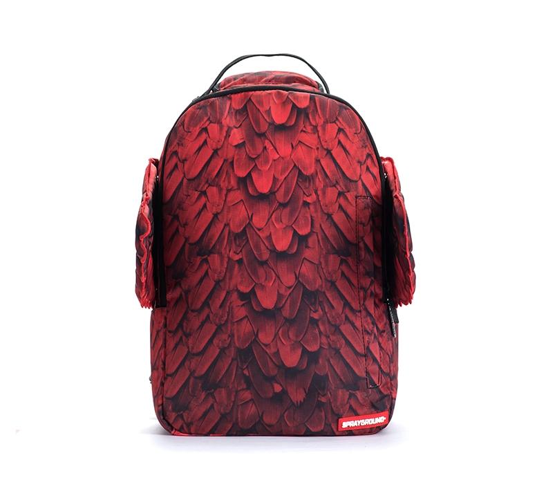 กระเป๋า SPRAYGROUND - RED WINGS (ของแท้)
