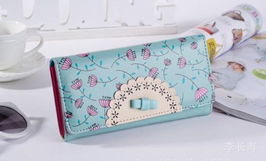 กระเป๋าสตางค์ใบยาว B168813
