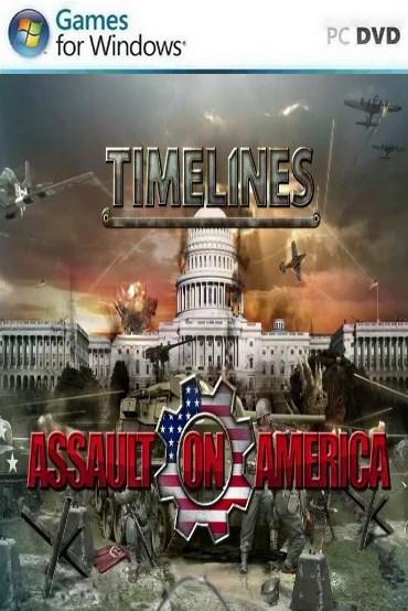 Timelines Assault On America ( 2 DVD )