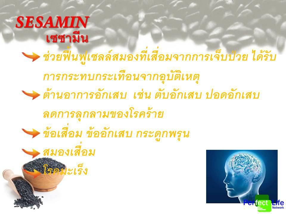 เซซามิน