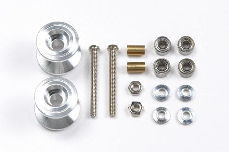 W Alu Roller w/Ring 13-12mm