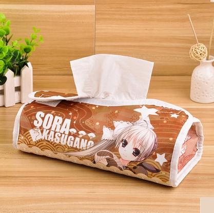 กล่องใส่ทิชชู่ Sora Kasugano