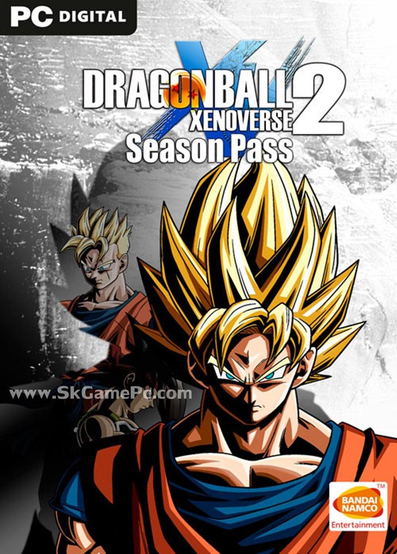 Dragon Ball Xenoverse 2 ( 3 DVD )