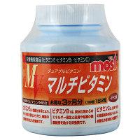 Orihiro MOST chewable multi-vitamin อาหารเสริมเม็ดเคี้ยววิตามิน 13ชนิดรสสตอเบอรี่ลดความเหนื่อยสะสมตื่นขึ้นมาก็อ่อนเพลีย นอนเยอะแค่ไหนก็อ่อนเพลียและสำหรับผู้ที่บริโภคผักผลไม้ ใช้ได้สำหรับผู้ที่ต้องการเสริมสร้างให้ร่างกายมีสุขภาพสมบูรณ์ยิ่งขึ้น