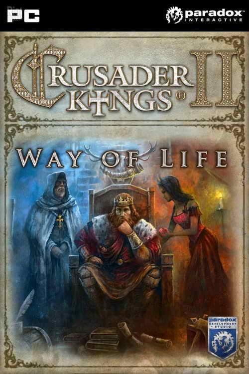 Crusader Kings II Way of Life ( 1 DVD )