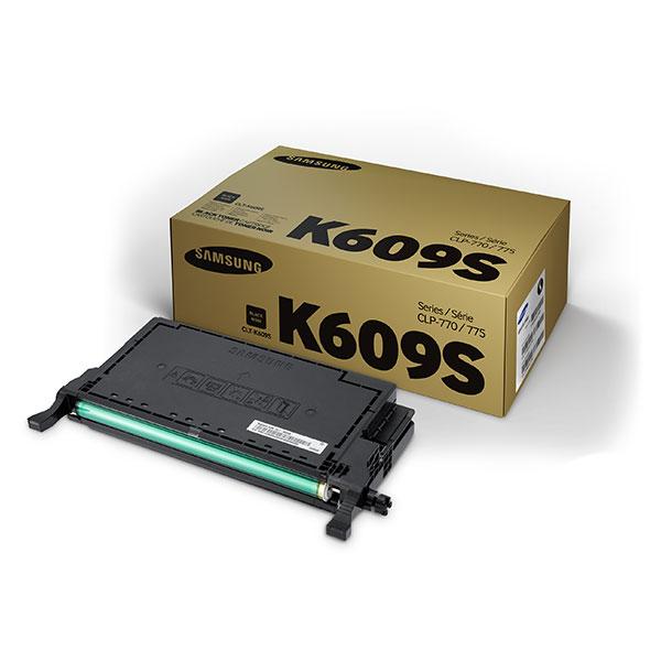 Samsung CLT-K609S ตลับหมึกโทนเนอร์ สีดำ ของแท้ Black Original Toner Cartridge (SU224A)