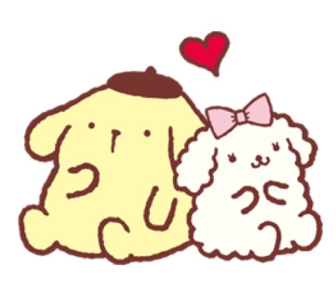 Pompompurin and Friends