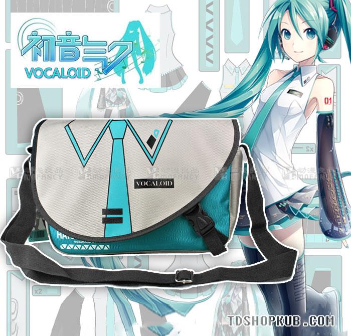 กระเป๋าสะพายข้าง Hatsune Miku (มิคุ)