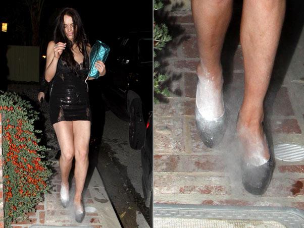 ระดับดารา Hollywood ชื่อดังก็มีปัญหาเท้าเหม็นเช่นกัน