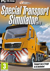 Special Transport Simulator 2013 ( 1 DVD )