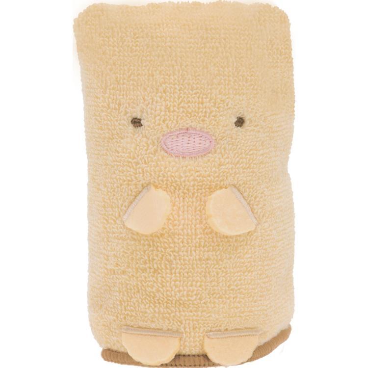 ผ้าเช็ดมือ Sumikko Gurashi ทงคัตสึ