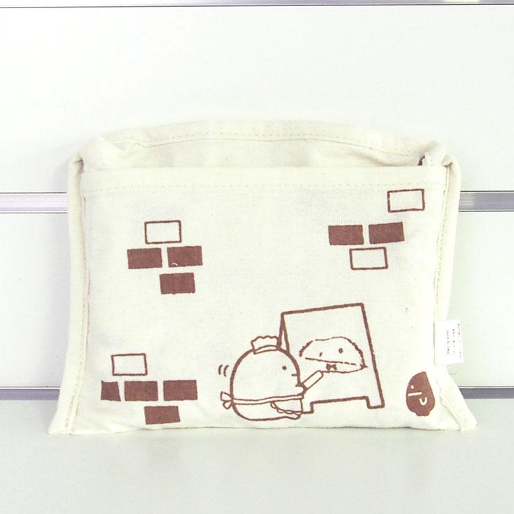 กระเป๋าผ้า Sumikko Gurashi (กาแฟ)