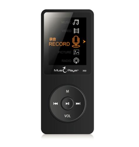 เครื่องบันทึกเสียง อัดเสียง Nano 7 in 1 MP3+FM Stereo
