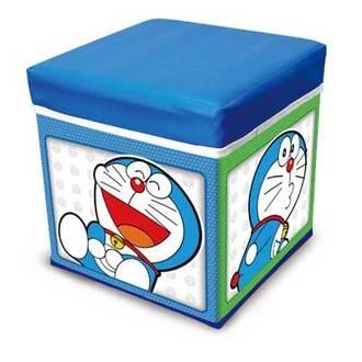 กล่องเก็บของนั่งได้ Doraemon 2