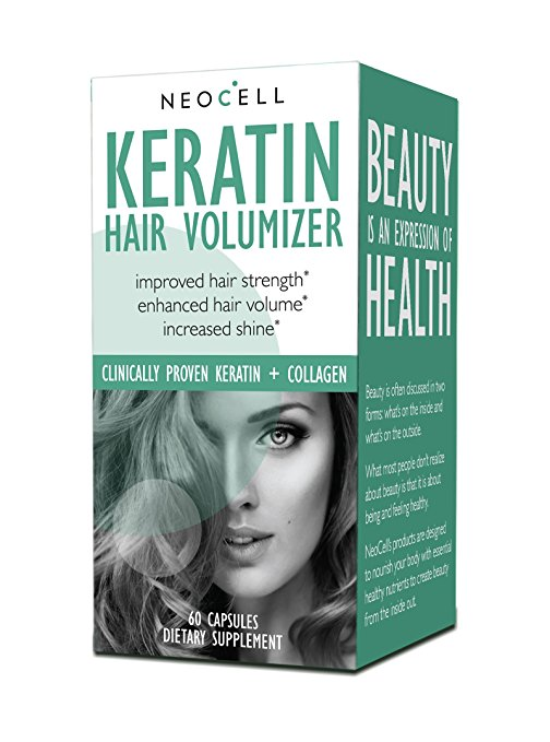 Neocell Keratin Hair Volumizer 60 แคปซูล