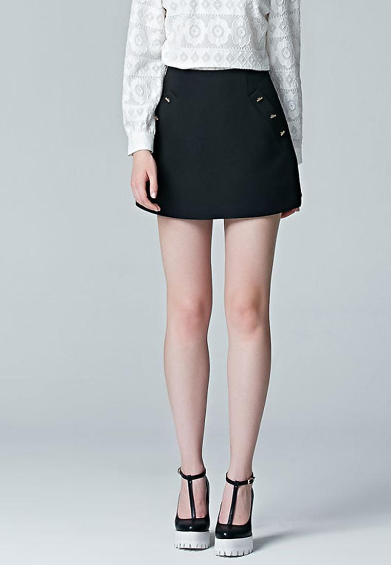 กางเกงกระโปรง Skirt Alike Hot Drill