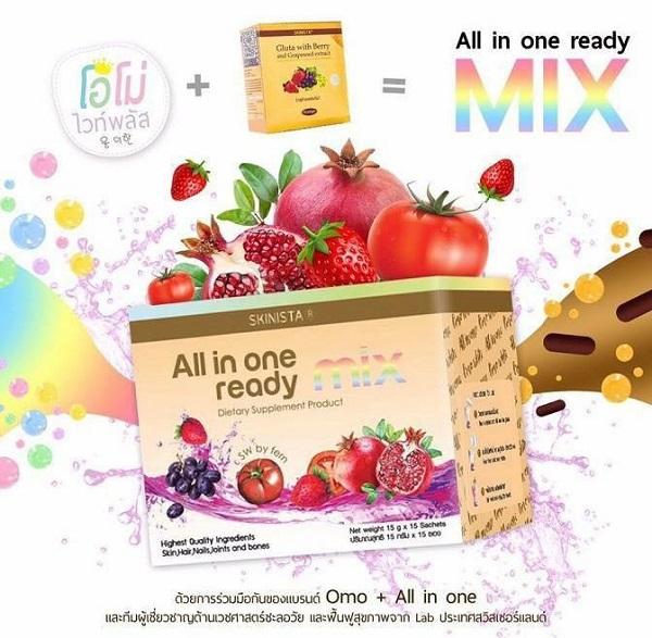 All In One Ready Mix ออลอินวัน เรดี้ มิกซ์