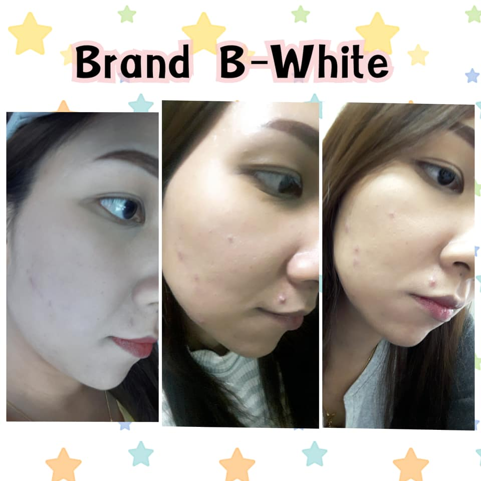 Brand B White