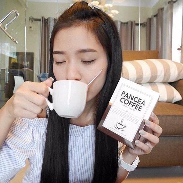 pancea coffee ลดน้ําหนัก
